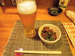 どて焼きと生ビール.jpg
